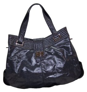 Kooba Extra Large Like New Tote in Charcoal