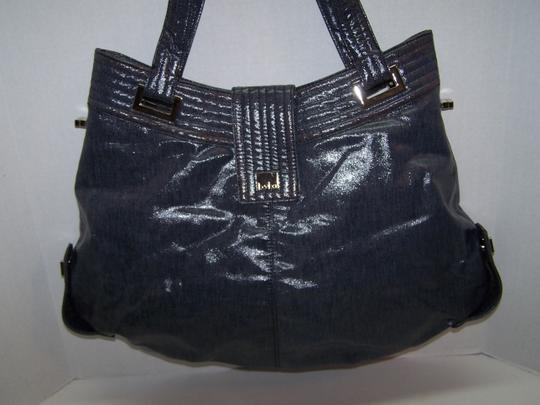 Kooba Extra Large Like New Make Offer Tote in Charcoal