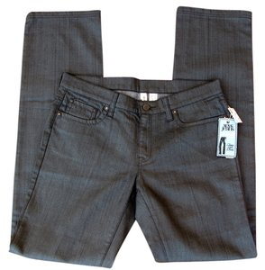 Mango Wash Straight Leg Jeans-Dark Rinse