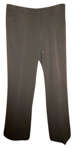 Star City Dress Wear To Work Dressy Professional Wide Leg Pants Brown