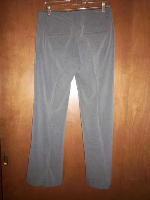 Old Navy Dress Wear To Work Professional Wide Leg Pants Grey