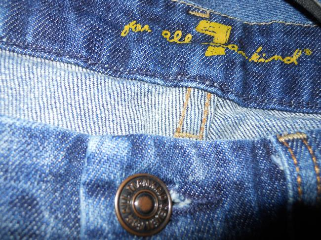 7 For All Mankind Boot Cut Jeans-Distressed Image 10