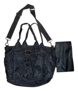 Marc by Marc Jacobs Pretty Nylon Eliz A Quilted Black Diaper Bag