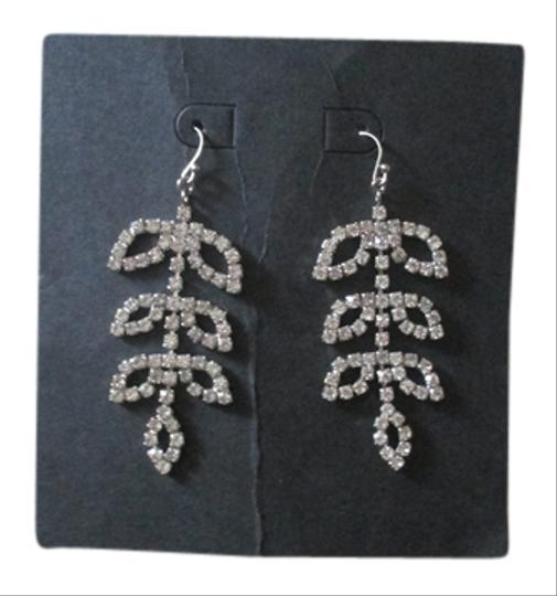Banana Republic Crystal Dangle Earrings