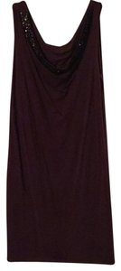 Velvet by Graham & Spencer short dress Purple on Tradesy