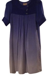 Vanitas of California short dress Blue on Tradesy