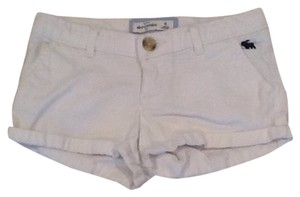 abercrombie kids Shorts White