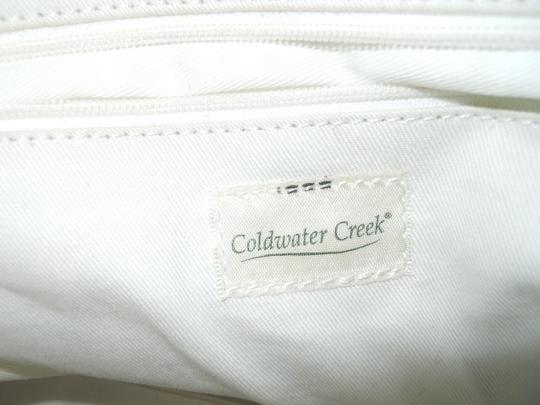 Coldwater Creek Leather Shoulder Bag