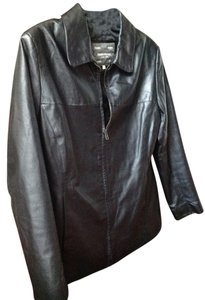 Gianni Valenti leather jacket Gianni Valenti Leather Jacket