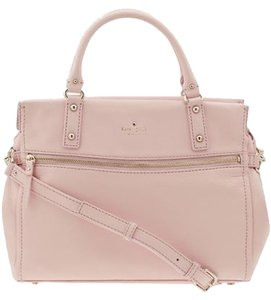 Kate Spade Satchel in peach blossom