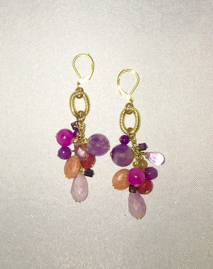 Rachel Reinhardt Rachel Reinhardt Multicolor Dangle Earrings