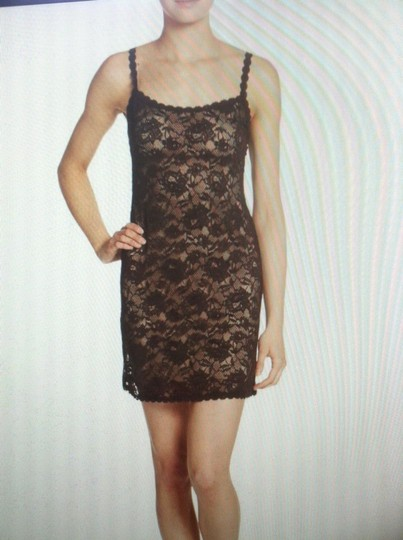 Cosabella COSABELLA NWT STRETCH LACE CHEMISE (LARGE)