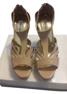 Steve Madden Pump Wedge Patent Blush Wedges