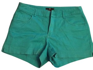 H&M Mini/Short Shorts Green