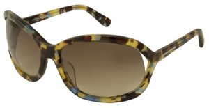 Tom Ford Tom Ford Women's Brown Havana Sunglasses