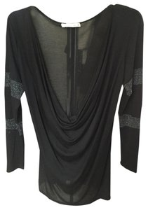 Lulu Townsend Top Black