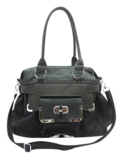 Other Purse Hand Tote in Black