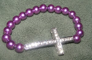 Bogo Free Sideways Cross Bracelet Free Shipping
