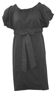 Tracy Reese short dress Black Cotton on Tradesy