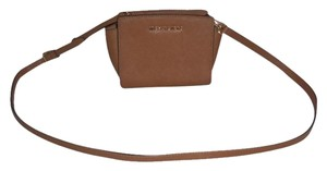 Michael Kors Brown ( Luggage ) Messenger Bag