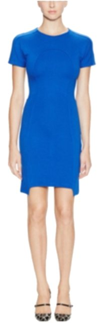 Preload https://item2.tradesy.com/images/french-connection-dress-electric-blue-5114596-0-0.jpg?width=400&height=650