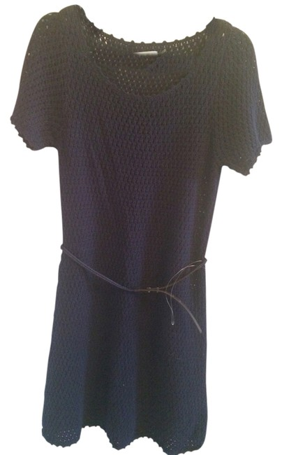Calvin Klein short dress Navy Blue on Tradesy