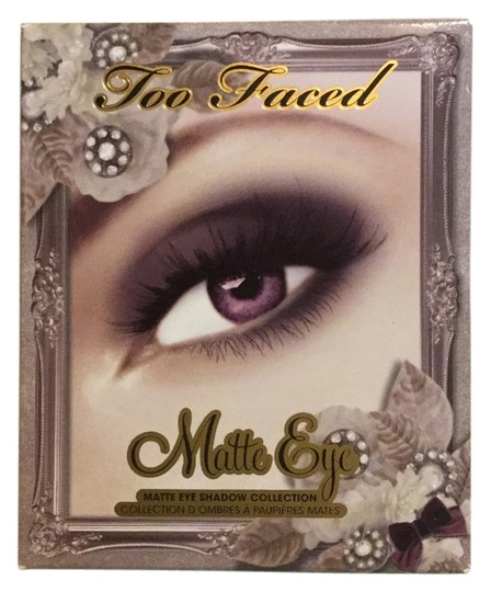 Too Faced MATTE EYE EYE SHADOW COLLECTION