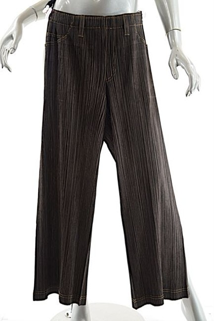 Issey Miyake Pleats Please Signature Pleats Pants