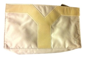 Saint Laurent Yves Saint Laurent Authentic Cosmetic Bag/Clutch BRAND NEW/NEVER USED! see notes Retail $98