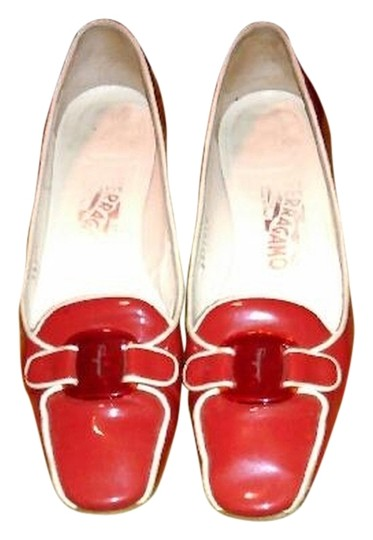 Preload https://item4.tradesy.com/images/salvatore-ferragamo-red-patton-leather-flats-size-us-7-regular-m-b-5116663-0-0.jpg?width=440&height=440