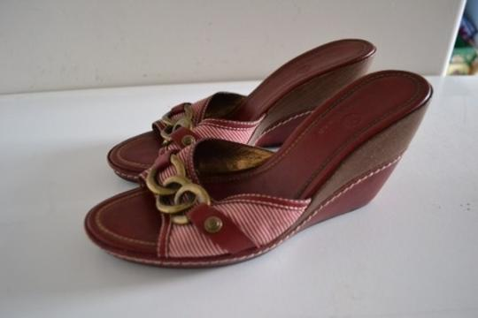 Cole Haan red Sandals Image 3
