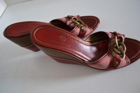 Cole Haan red Sandals Image 4