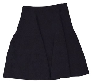 Olivaceous Mini Skirt Black