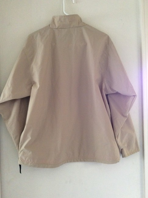 Lands' End Beige Jacket