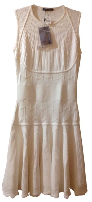 Alexander McQueen short dress White on Tradesy
