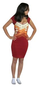 Hot Miami Styles Vintage Bodycon Dress