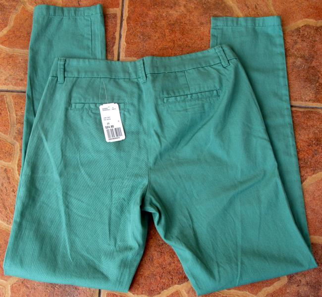 Love Coulture Stud Gold New Skinny Pants green Image 1