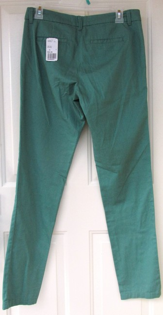Love Coulture Stud Gold New Skinny Pants green Image 4