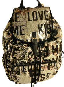 Victoria's Secret Sequin Backpack