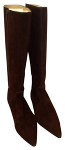 J.Crew Dark Chocolate Boots