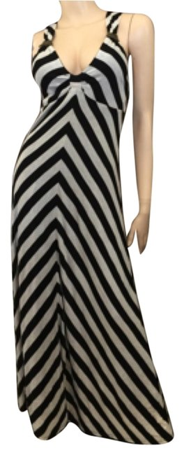 Preload https://item4.tradesy.com/images/miss-sixty-stripe-chain-detail-long-casual-maxi-dress-size-10-m-5118688-0-0.jpg?width=400&height=650