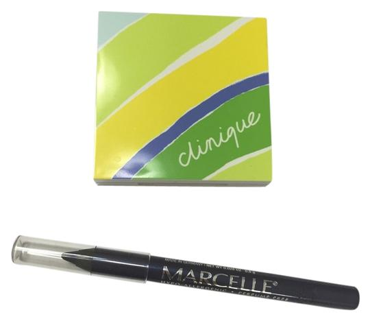 Clinique Clinique compact and Marcelle indigo eyeliner