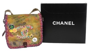 Chanel 492fb4hzr Cross Body Bag