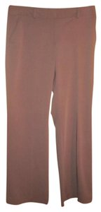 Liz Claiborne Trouser Pants Brown