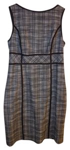 Jones New York Plaid Dress