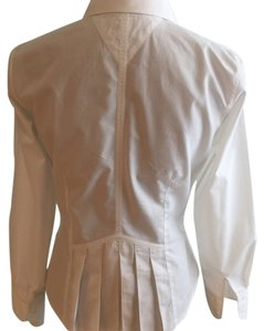 Tommy Hilfiger Size Small Button Down Shirt White