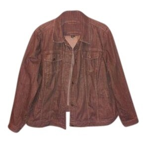 Ralph Lauren Denim Brown Womens Jean Jacket