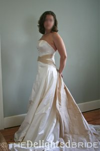 Marisa Bridal Style 569 Wedding Dress