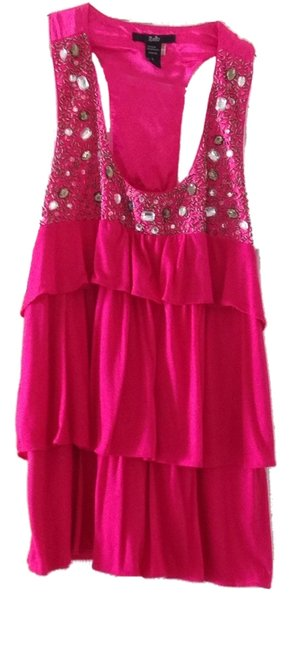 Preload https://item2.tradesy.com/images/rainforest-pink-night-out-top-size-16-xl-plus-0x-5121151-0-0.jpg?width=400&height=650