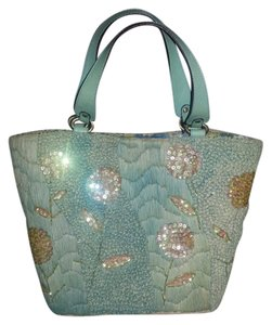 Sigrid Olsen Tote in Sea green